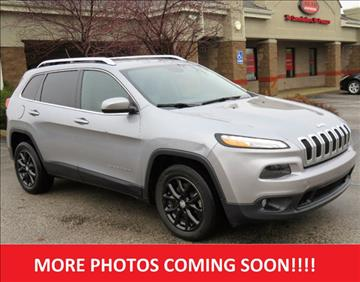 2014 Jeep Cherokee for sale in Lafayette, IN