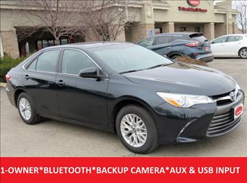 2016 Toyota Camry for sale in Lafayette, IN