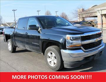 2016 Chevrolet Silverado 1500 for sale in Lafayette, IN