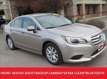 2016 Subaru Legacy for sale in Lafayette, IN
