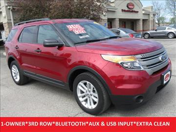 2015 Ford Explorer for sale in Lafayette, IN
