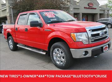 2013 Ford F-150 for sale in Lafayette, IN