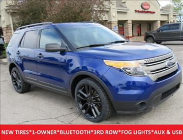 2014 Ford Explorer for sale in Lafayette, IN