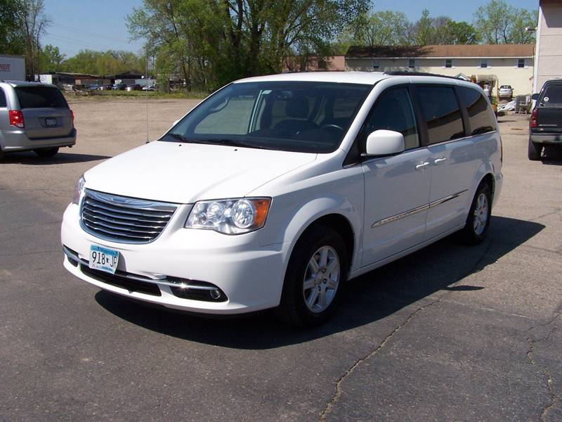 2012 Chrysler Town and Country Touring 4dr Mini-Van - Savage MN