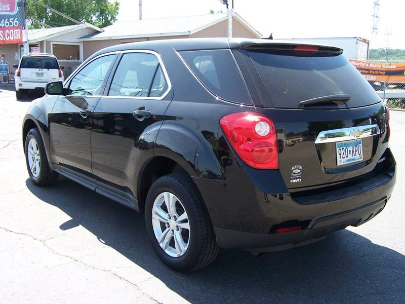 2013 Chevrolet Equinox AWD LS 4dr SUV - Savage MN