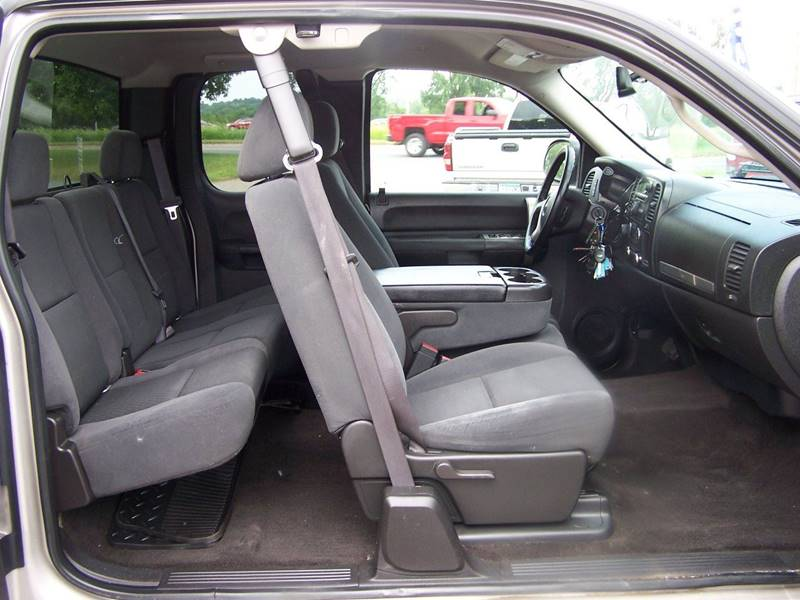 2009 GMC Sierra 1500 4x4 SL 4dr Extended Cab 6.5 ft. SB - Savage MN