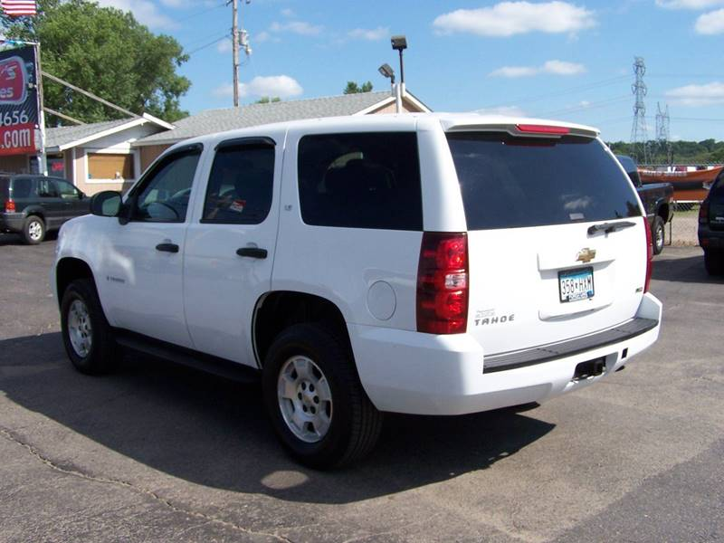 2007 Chevrolet Tahoe LS 4dr SUV 4WD - Savage MN