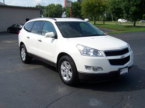2012 Chevrolet Traverse