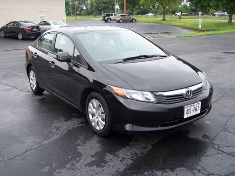 2012 Honda Civic for sale in Savage, MN