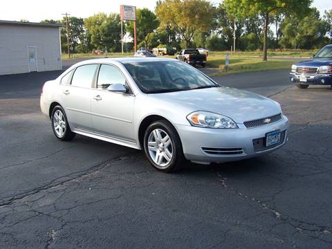 2012 Chevrolet Impala for sale in Savage, MN