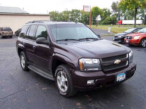 2008 Chevrolet TrailBlazer for sale in Savage, MN