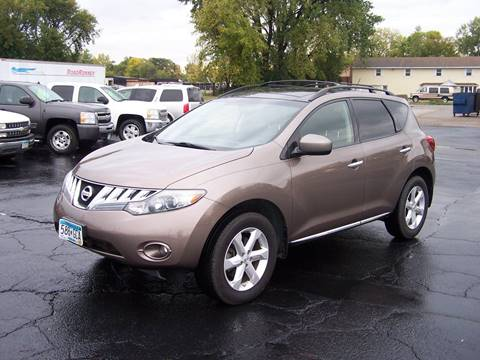 2009 Nissan Murano for sale in Savage, MN