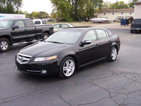 2007 Acura TL for sale in Savage, MN