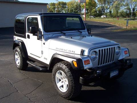 2006 Jeep Wrangler for sale in Savage, MN