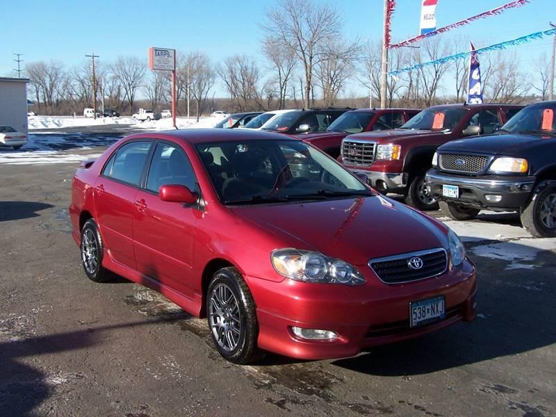 Toyota Corolla S In Savage MN Martys Auto Sales - 2006 corolla