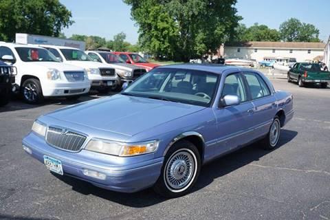 1995 Mercury Grand Marquis >> 1995 Mercury Grand Marquis For Sale In Ohio Carsforsale Com