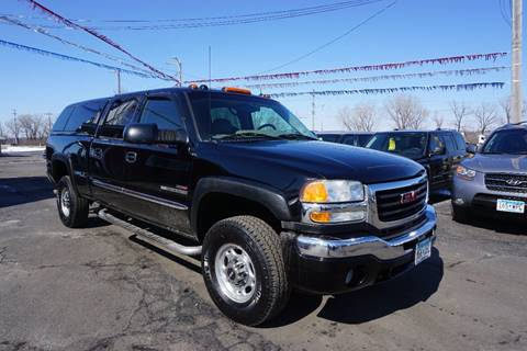 2005 GMC Sierra 2500HD for sale in Savage, MN
