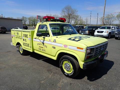 1986 Ford F-150 for sale in Savage, MN