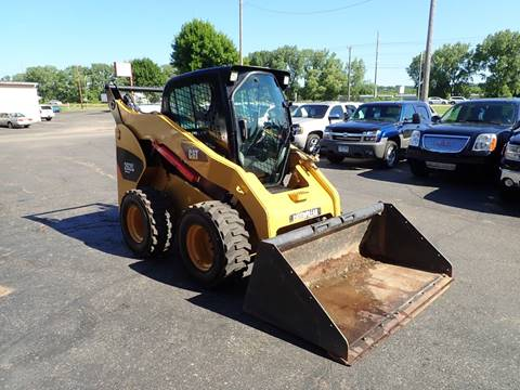 2011 Caterpillar 262C for sale in Savage, MN