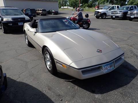 1986 Chevrolet Corvette For Sale In Savage Mn