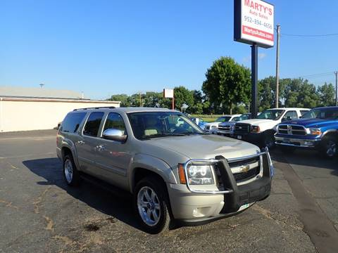 2008 Chevrolet Suburban For Sale In Savage Mn