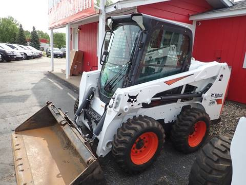 2017 Bobcat S550 for sale in Savage, MN