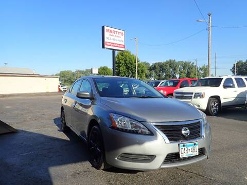 2014 Nissan Sentra for sale in Savage, MN