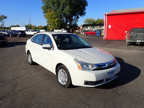 2010 Ford Focus for sale in Savage, MN