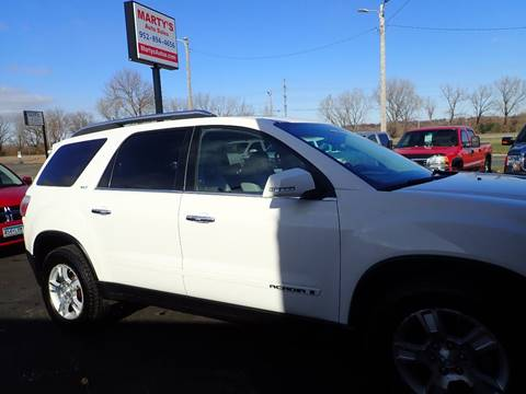 2007 GMC Acadia for sale in Savage, MN