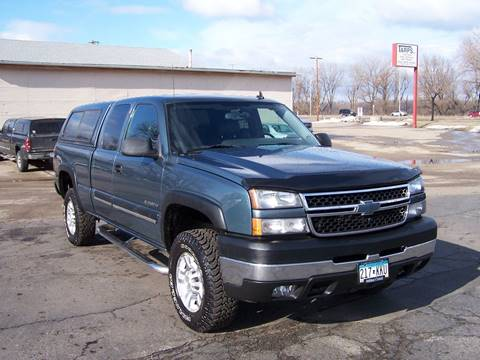 2006 Chevrolet Silverado 2500HD for sale in Savage, MN
