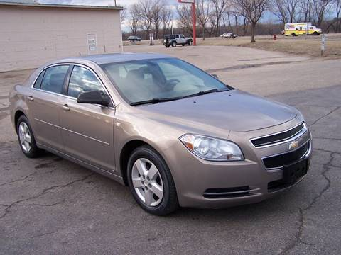 2008 Chevrolet Malibu for sale in Savage, MN