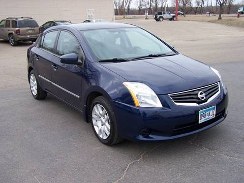2012 Nissan Sentra for sale in Savage, MN