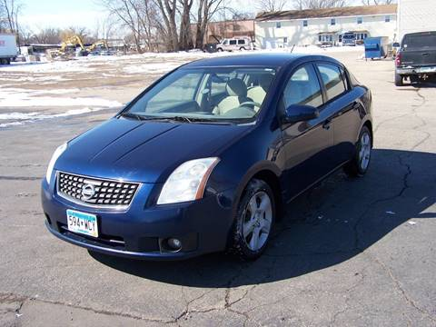 2007 Nissan Sentra for sale in Savage, MN