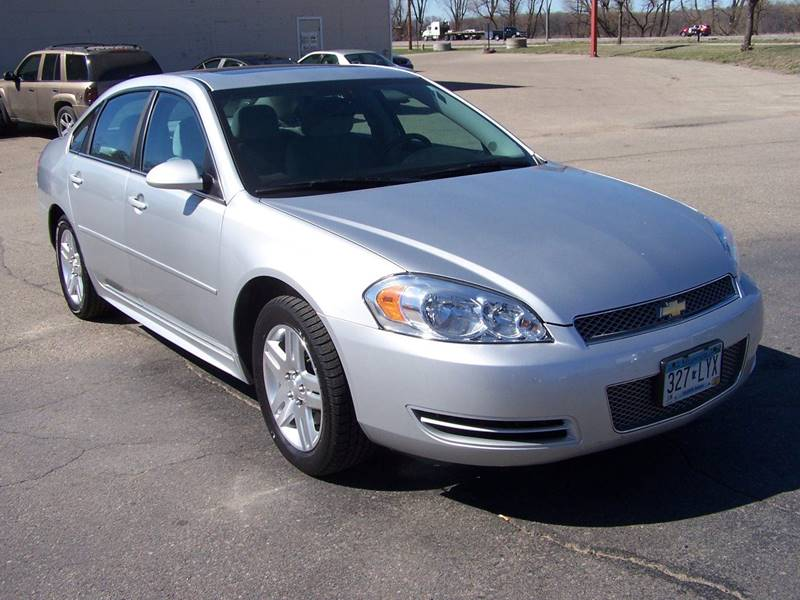 2013 Chevrolet Impala LT Fleet 4dr Sedan - Savage MN