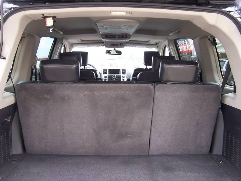 2010 Infiniti QX56 4x4 4dr SUV - Savage MN