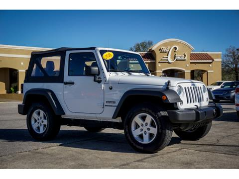 2016 Jeep Wrangler for sale in Pensacola, FL