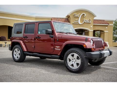2010 Jeep Wrangler Unlimited for sale in Pensacola, FL