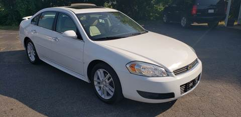 2010 Chevrolet Impala for sale at Van Kalker Motors in Grand Rapids MI