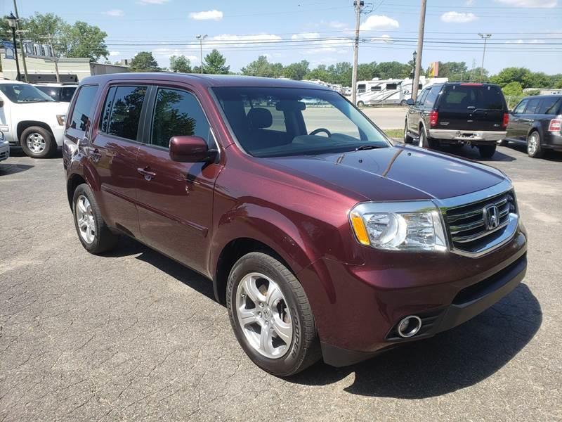 2013 Honda Pilot for sale at Van Kalker Motors in Grand Rapids MI