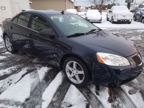 2009 Pontiac G6 for sale in Grand Rapids, MI