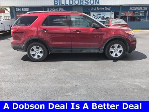 2013 Ford Explorer for sale in Washington, IN