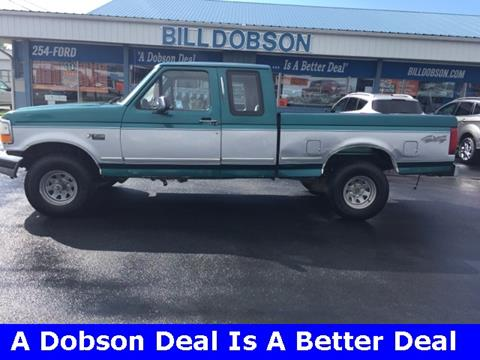 1996 Ford F-150 for sale in Washington, IN