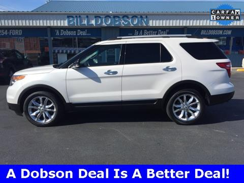 2015 Ford Explorer for sale in Washington, IN