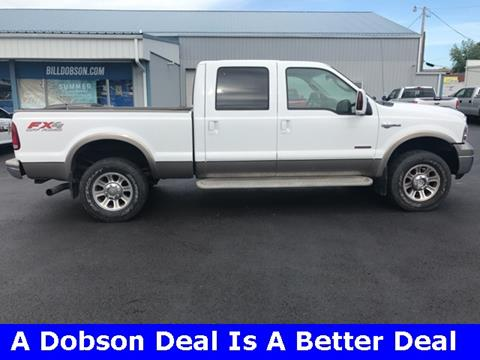 2006 Ford F-250 Super Duty for sale in Washington, IN