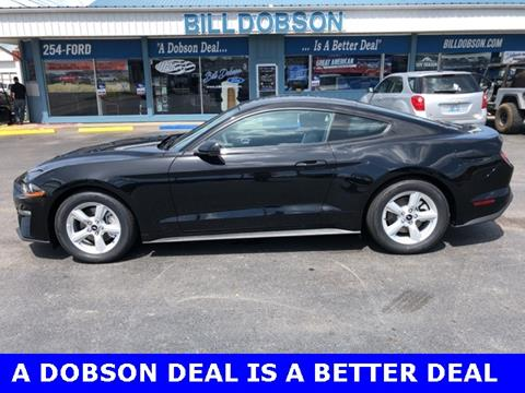 2018 Ford Mustang for sale in Washington, IN