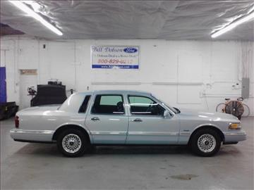 1997 Lincoln Town Car for sale in Washington, IN