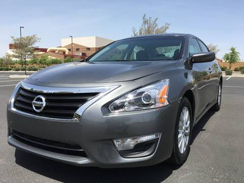 2014 Nissan Altima for sale at AKOI Motors in Tempe AZ