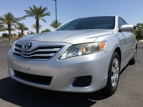 2010 Toyota Camry for sale at AKOI Motors in Tempe AZ
