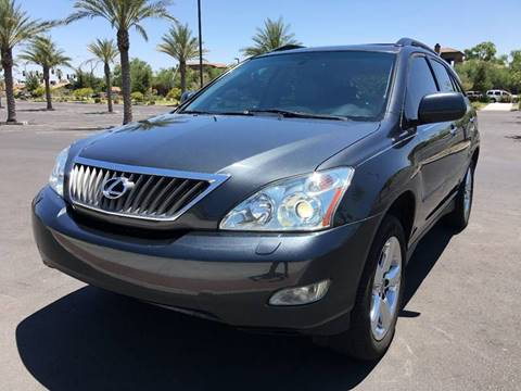 2008 Lexus RX 350 for sale at AKOI Motors in Tempe AZ