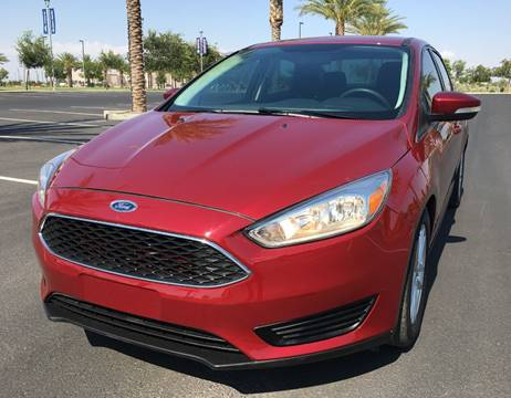 2015 Ford Focus for sale at AKOI Motors in Tempe AZ